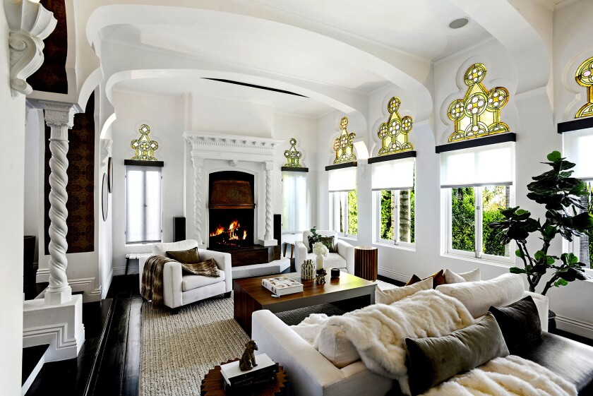 Home of the Week | A Moorish masterpiece in Hollywood Hills West