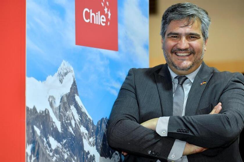 En la imagen, el director de ProChile, Alejandro Buvinic. EFE/Archivo