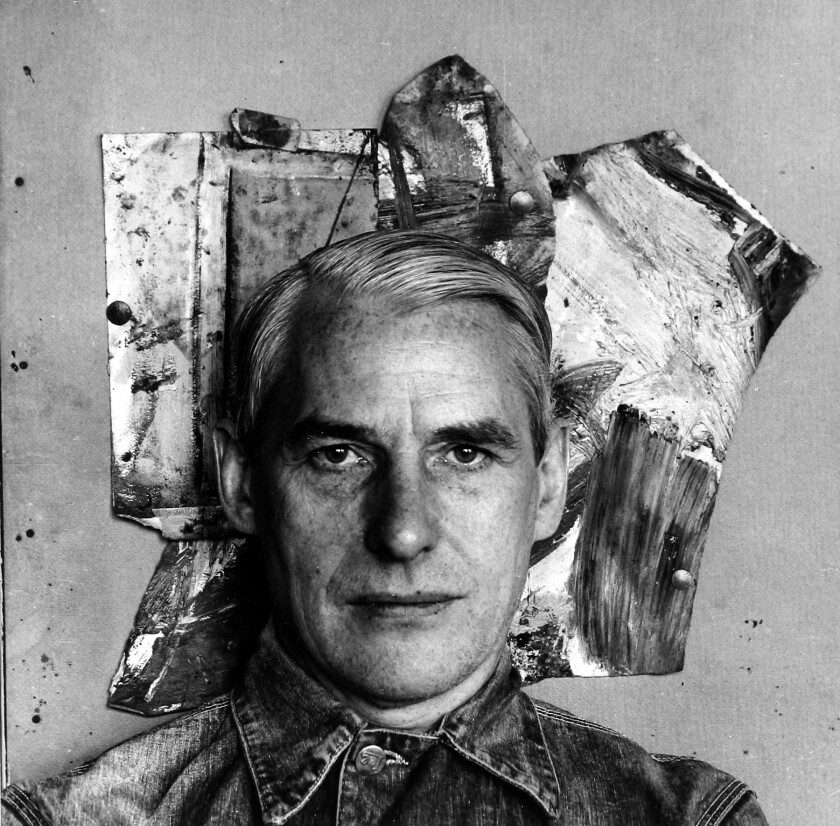 """*****ONE TIME USE***** """"Willem De Kooning, 1959."""" Credit: Arnold Newman/Fahey/Klein Gallery An i"""