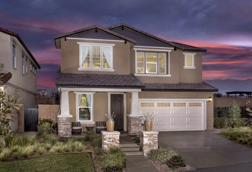 SunEdison is supplying energy technology to nine zero-net energy homes being built in Fontana by Meritage Homes.