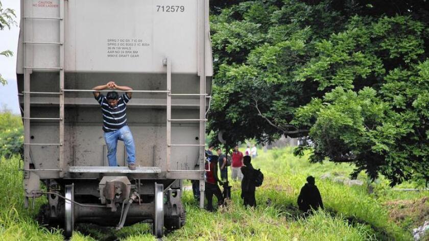 México esta revisando su política migratoria hacia los países centroamericanos, para evitar abusos.
