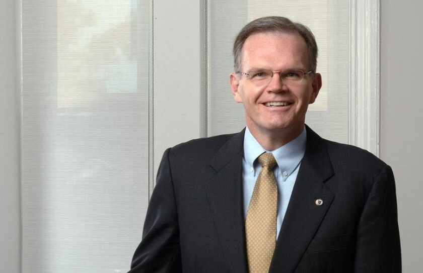 The University of San Diego announced today that Dr. James T. Harris, III, has been selected as the university's fourth president. Dr. Harris will succeed Dr. Mary E. Lyons.