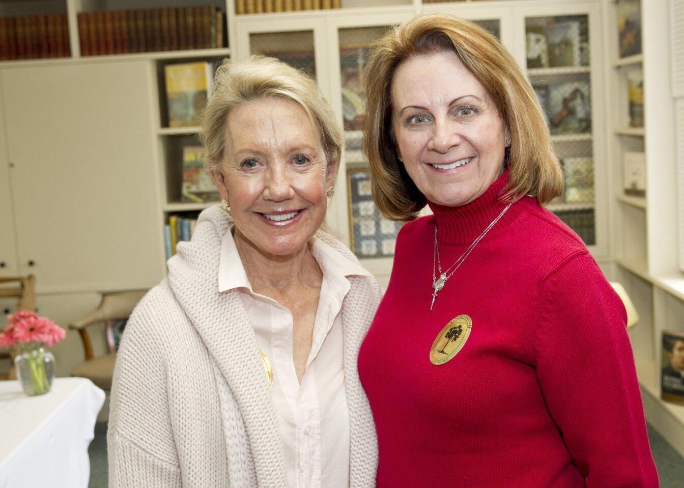 Diane Pennock, Susan Muha