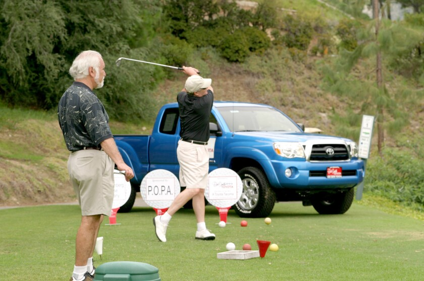 Crescenta Valley Sheriff Support Group Golf Classic