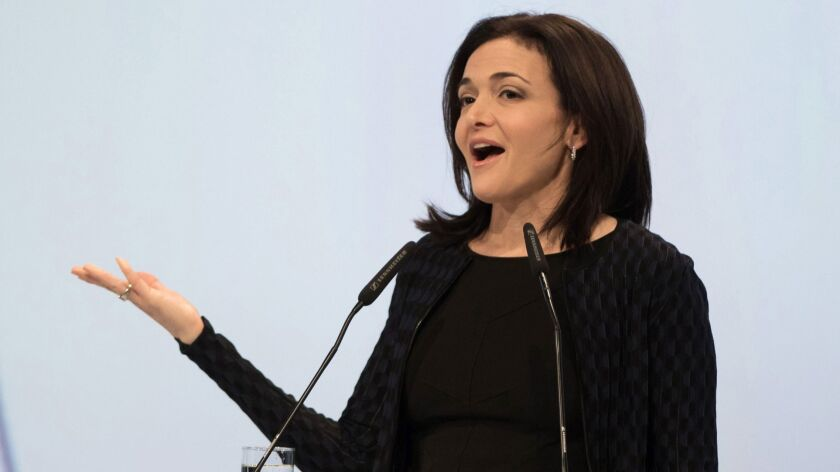 Facebook's Sheryl Sandberg: 'I did not know' about discrediting efforts
