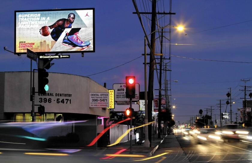 Billboard ban rejected