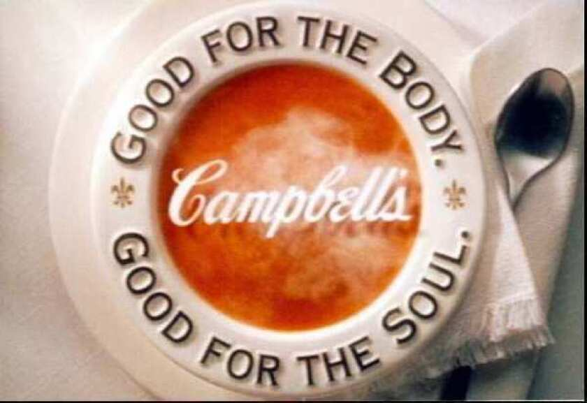 Campbell Soup goes healthy with $1.55-billion Bolthouse Farms buy