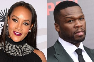 Vivica Fox insults 50 Cent with 'gay comment', and he insults her right back