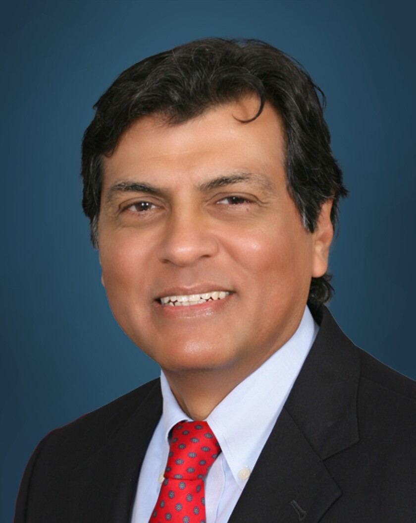 Richard Sanchez is the chief executive of CalOptima.