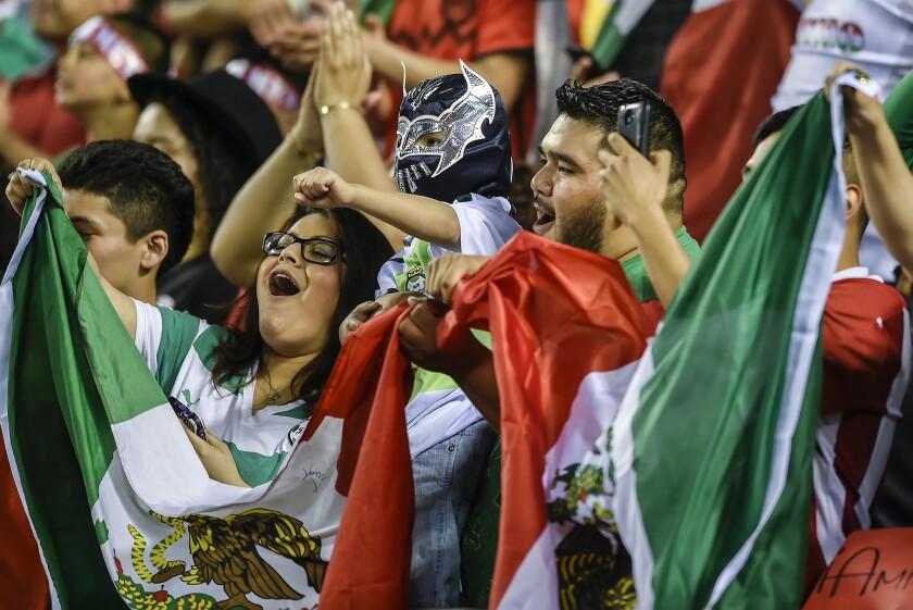 Paraguay vs. Mexico