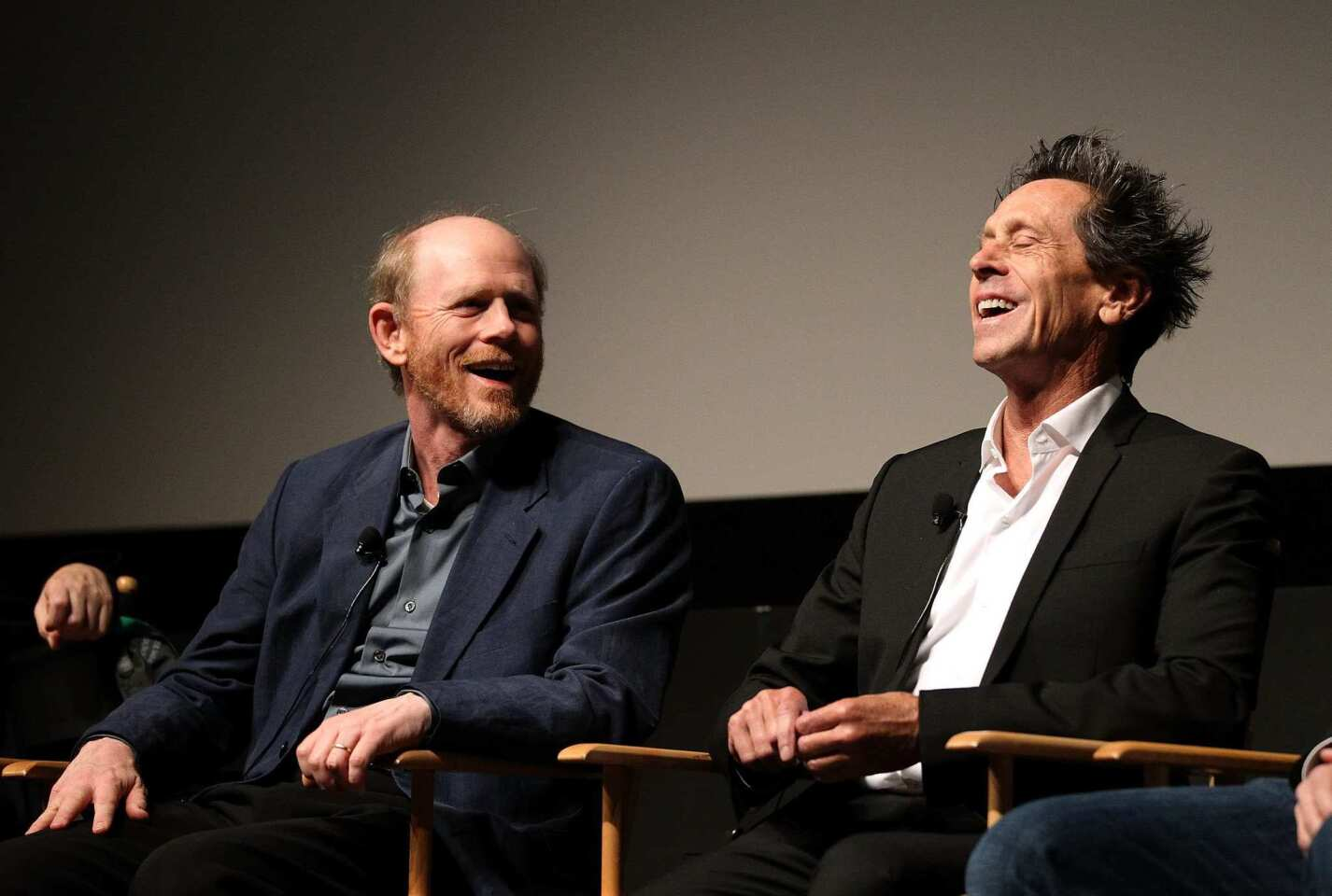 "Director Ron Howard | <a href=""la-et-st-0704-ron-howard-20120704"">Read his L.A. Times exclusive reaction here</a>"