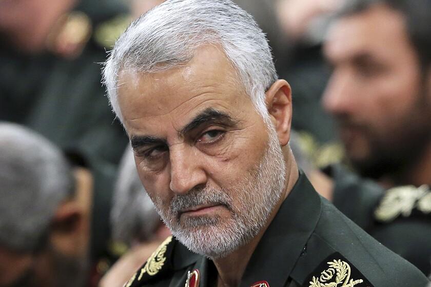 Image result for Qassem Soleimani