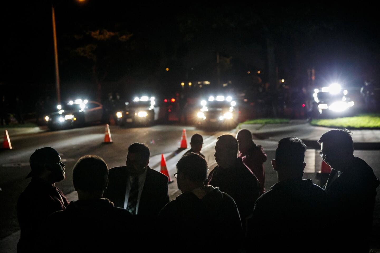 Anaheim protest