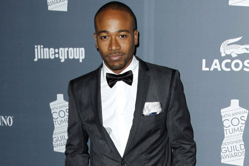 """""""Scandal"""" actor Columbus Short was arrested on a felony battery charge after being accused of knocking out a man in a restaurant during an altercation March 15."""