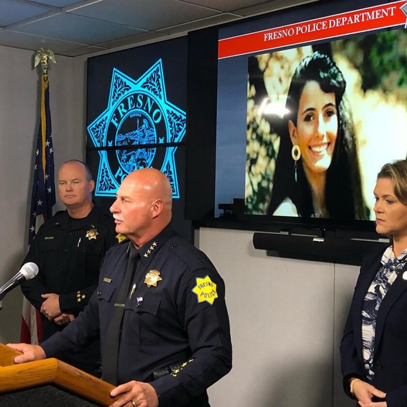 Fresno Police Chief Jerry Dyer
