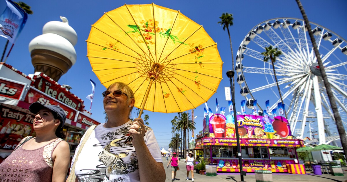 L.A. County Fair is canceled for the second year in a row - Los Angeles Times