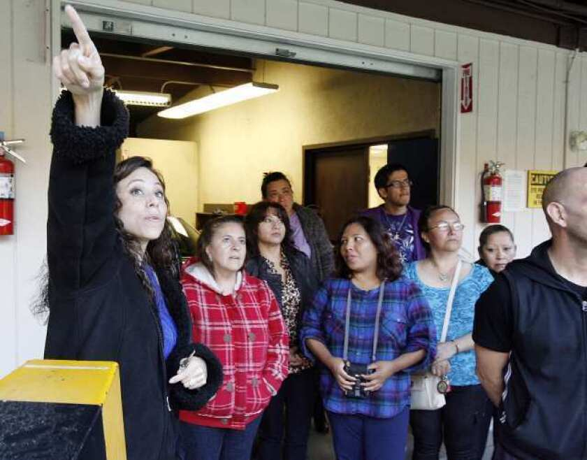 Police department reaches out to Latino community