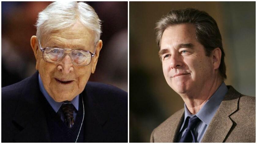 Beau Bridges to portray his former UCLA basketball coach, John Wooden
