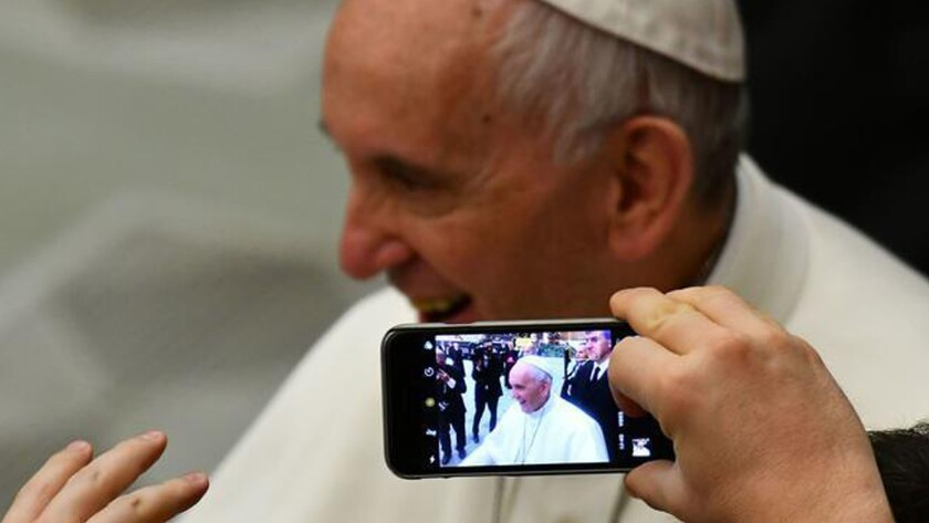 Pope Francis has turned 80, but the selfies will continue.