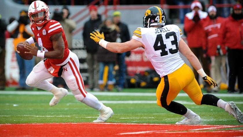 UCLA wary of giving Nebraska's Tommy Armstrong Jr. a running start