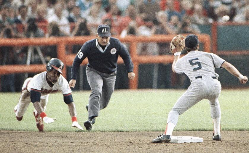 MLB Umpires Garcia Talks Baseball