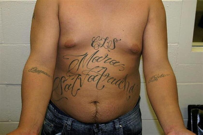 La Patrulla Fronteriza informó hoy de la detención de dos presuntos pandilleros de la Mara Salvatrucha (MS-13) en la zona de El Paso, en la frontera de Texas con México. EFE/ARCHIVO
