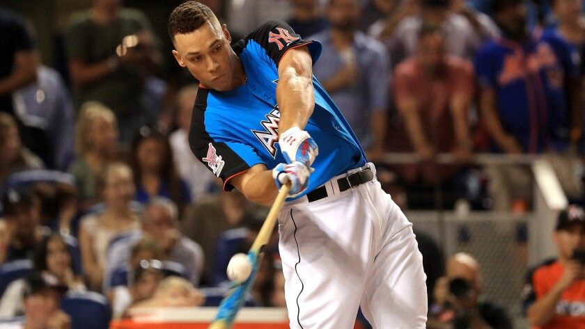buy online 2ce2d 4a096 Home Run Derby 2017: Recap of the round-by-round winners ...