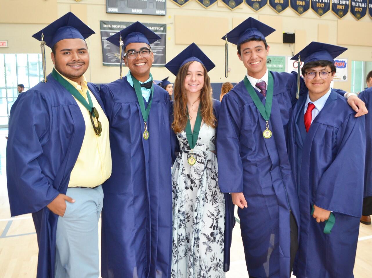 Del Norte 2019 grads 1