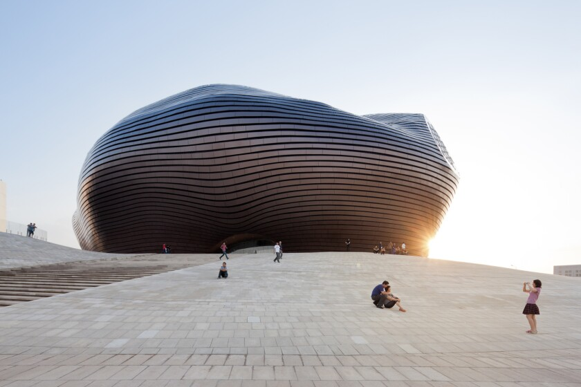 Ma Yansong: 11 key buildings by the Lucas Museum architect - Los Angeles  Times