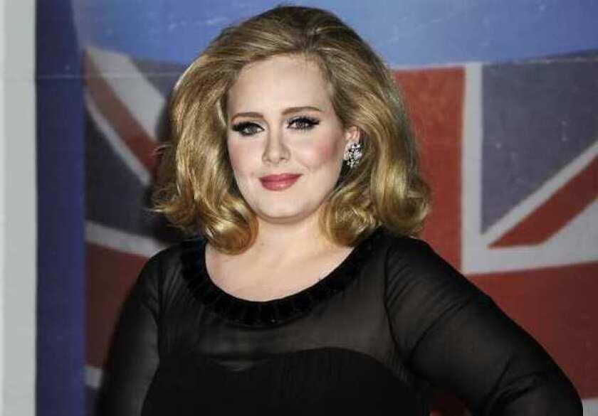 Adele's '21' passes 'Thriller' for Top 10 chart longevity