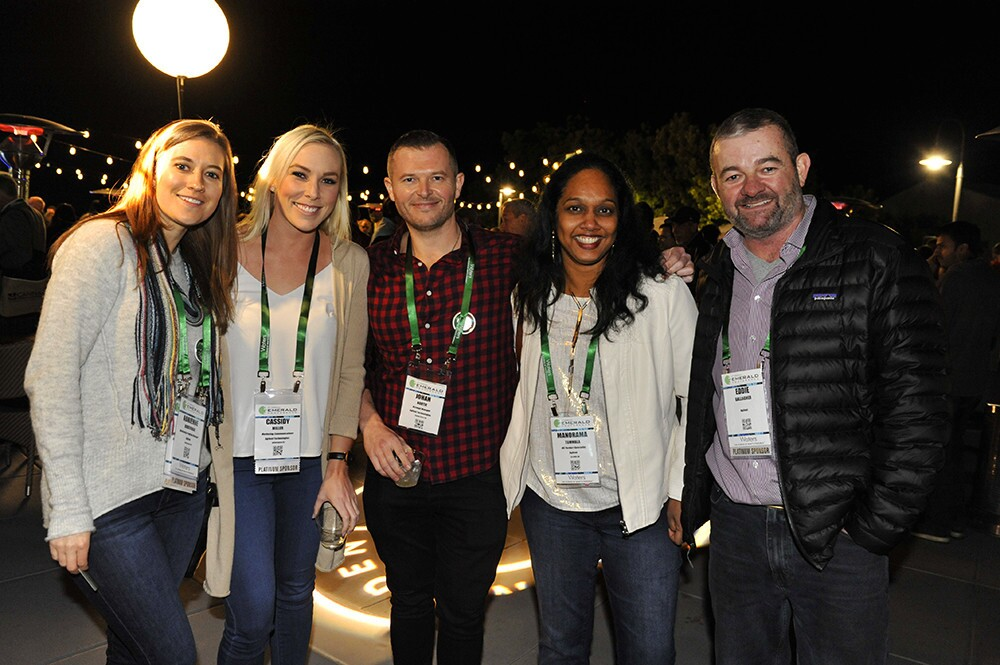 Emerald Conference Confident Cannabis Welcome Party & Poolside Mixer