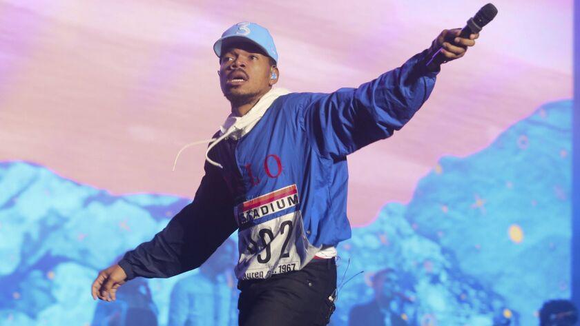 Chance The Rapper, Chancelor Johnathan Bennett