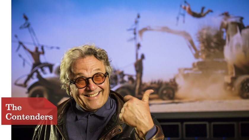 """Mad Max: Fury Road"" director George Miller"