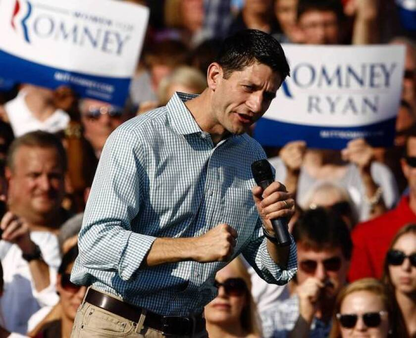 Despite working-class image, Ryan comes from family of wealth
