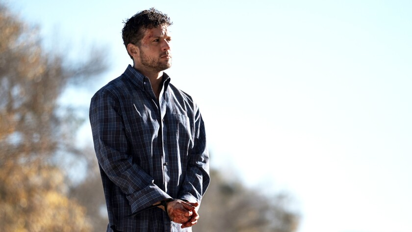"""Ryan Phillippe stars in the third season premiere of """"Shooter"""" on USA."""