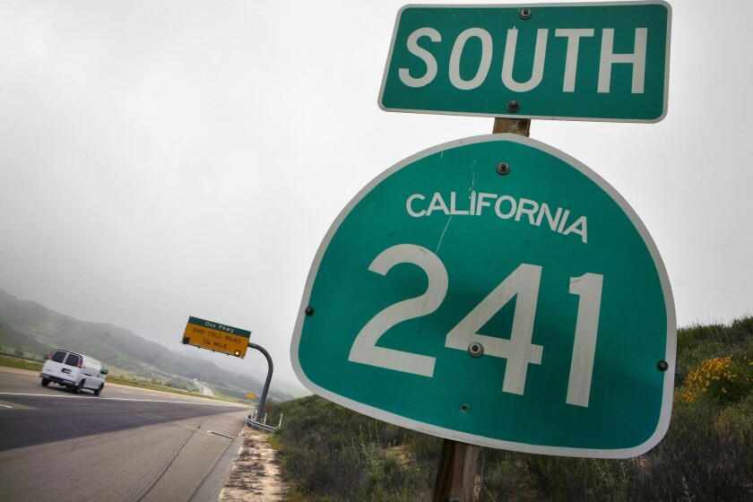 The Irvine-based Transportation Corridor Agencies will use the bond sales to refinance the Foothill-Eastern system, which includes the 133 tollway in central Orange County as well as the 241 and 261 that run from Yorba Linda to Rancho Santa Margarita.