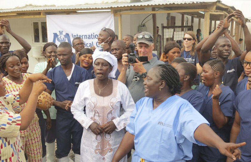 Sierra Leone's last known Ebola patient discharged