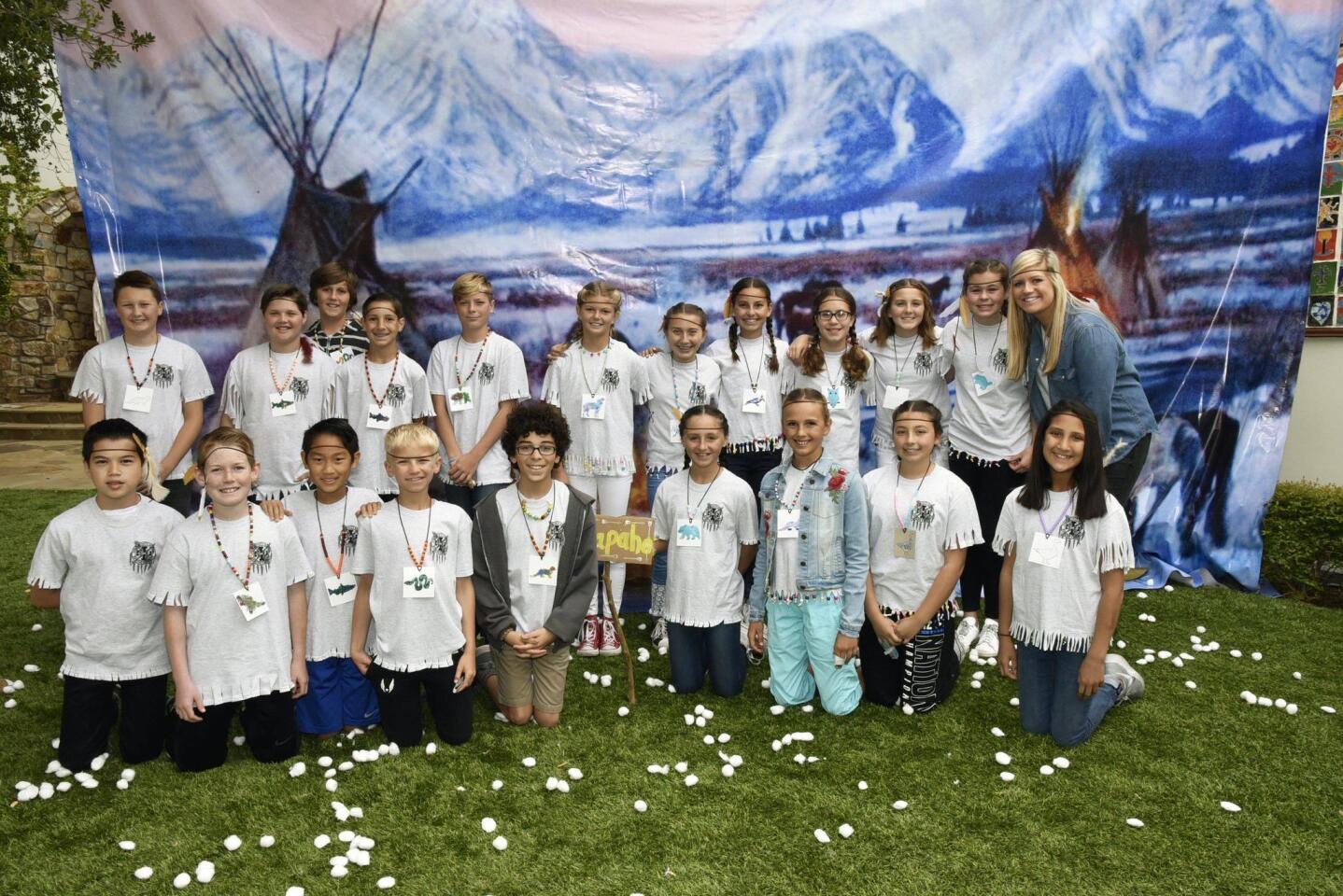 Native American culture celebrated at The Nativity School