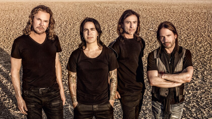 Formed in 1986, Maná is the best-selling Mexican rock band in the world. To date, the group has won four Grammys, eight Latin Grammys and nine Billboard Latin Music Awards. Maná performs Sunday at North Island Credit Union Amphitheatre.