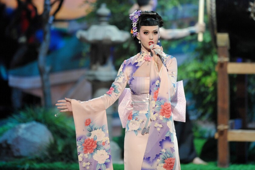 Settling the Katy Perry controversy: 'Yellowface' is not beautiful