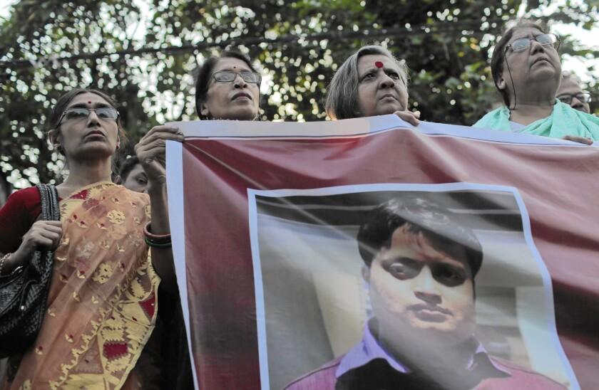 Bangladesh blogger slain