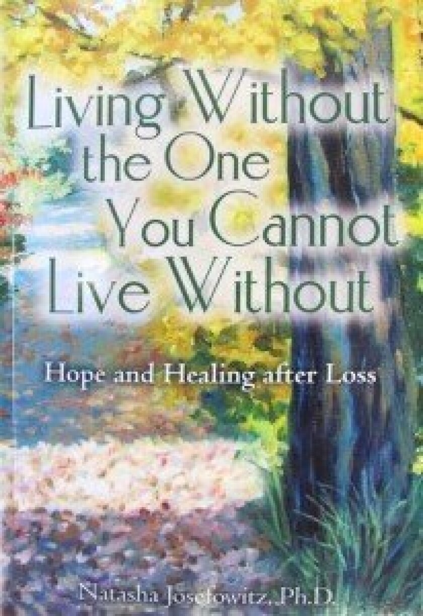 Natasha Josefowitz Book Cover