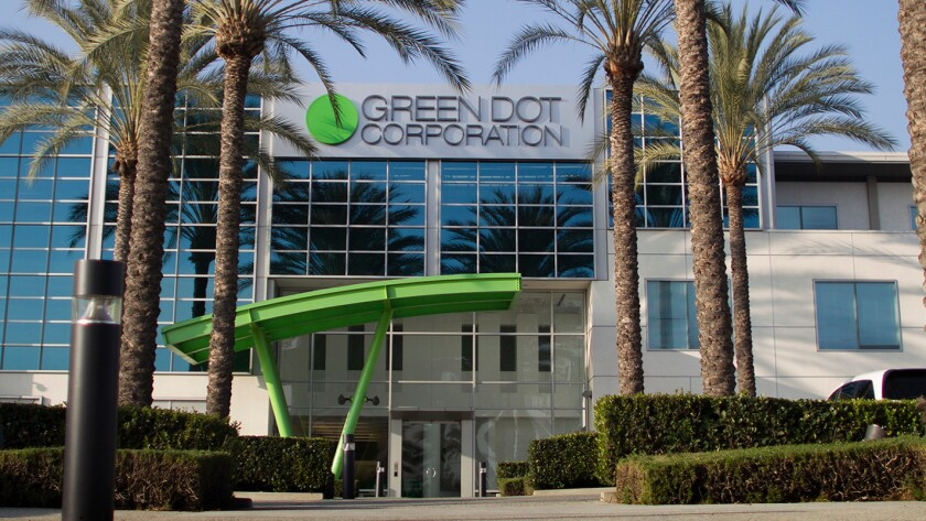 Users of Walmart MoneyCard prepaid debit cards, issued by Pasadena's Green Dot Corp., say they can't check their balances, make purchases or get cash.