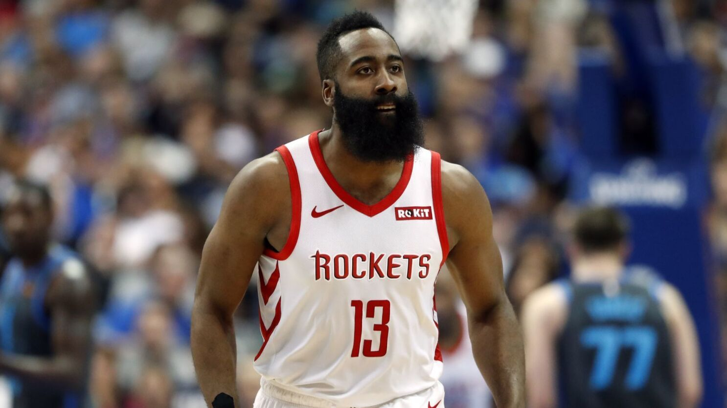 James Harden knows why he didn't win the MVP award