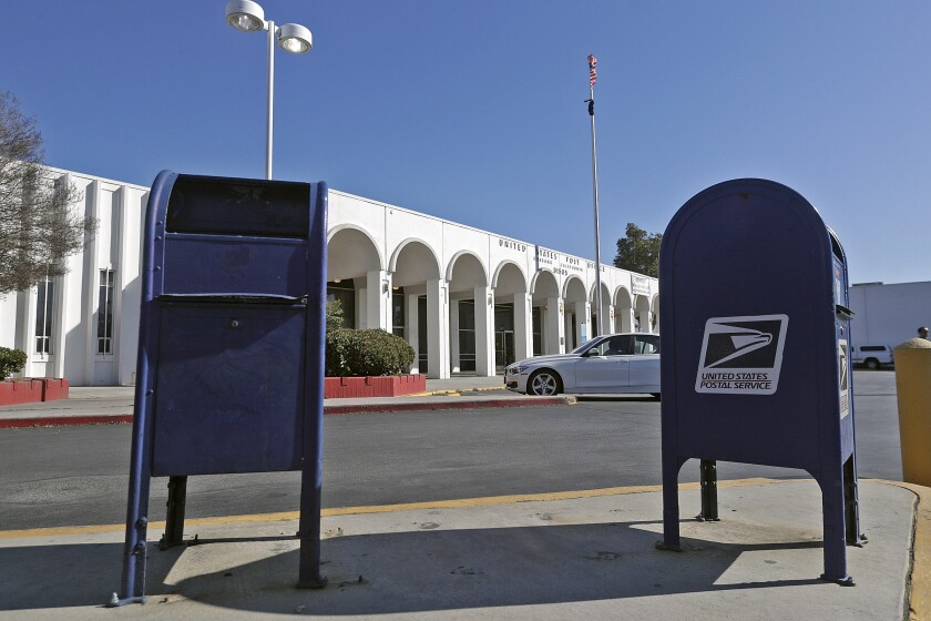 The post office at 2140 N. Hollywood Way in Burbank will no longer be offering 24-hour access to the P.O. box lobby after being plagued by a rash of break-ins over the past two months.
