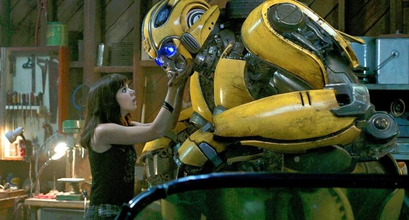 La sexta de la serie Transformers se encuentra casi en el extremo opuesto de las anteriores.