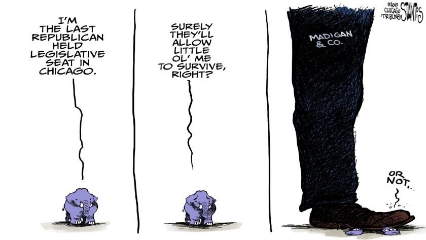 The last Republican