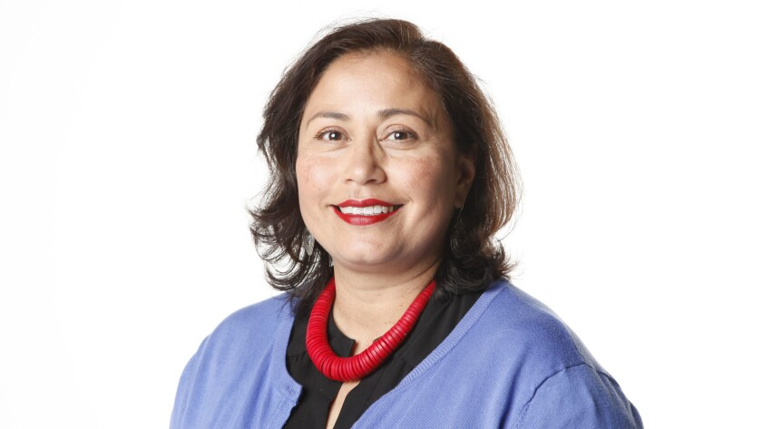 Norma Chavez-Peterson is executive director of the ACLU of San Diego & Imperial Counties