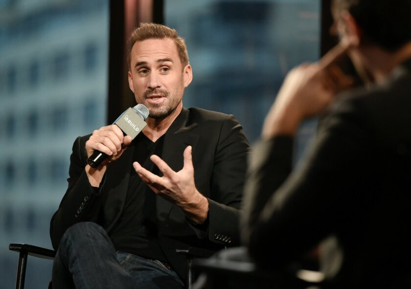 "Actor Joseph Fiennes participates in AOL's BUILD Speaker Series to discuss the film, ""Risen"", at AOL Studios on Wednesday, Feb. 17, 2016, in New York. (Photo by Evan Agostini/Invision/AP)"