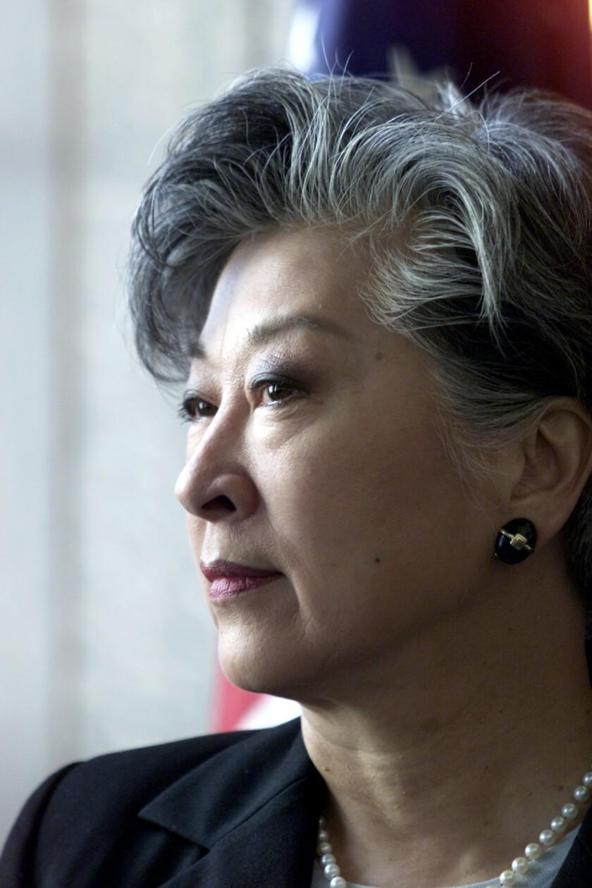 Rose Matsui Ochi in 2001.